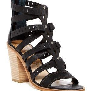 Dolce Vita Lain Block Heel sandals 9.5